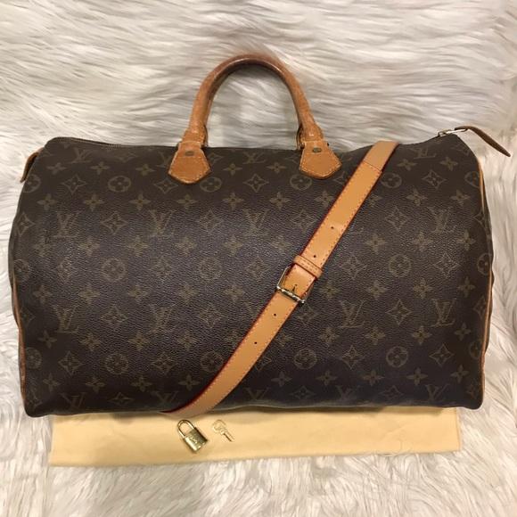 5fbeb8057ec1 Louis Vuitton Handbags - Authentic Louis Vuitton Speedy 40 Tote  7.3E